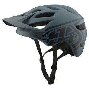 2020-Troy-Lee-Designs-Drone-Gray-A1-MTB-Helmet-4-Sizes
