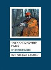 NEW - 100 Documentary Films (Screen Guides) by Grant, Barry Keith