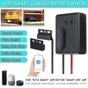 Conmutador-WiFi-App-Inteligente-Control-Remoto-De-Puerta-De-Garaje-Coche-de-control-de-voz-Abridor