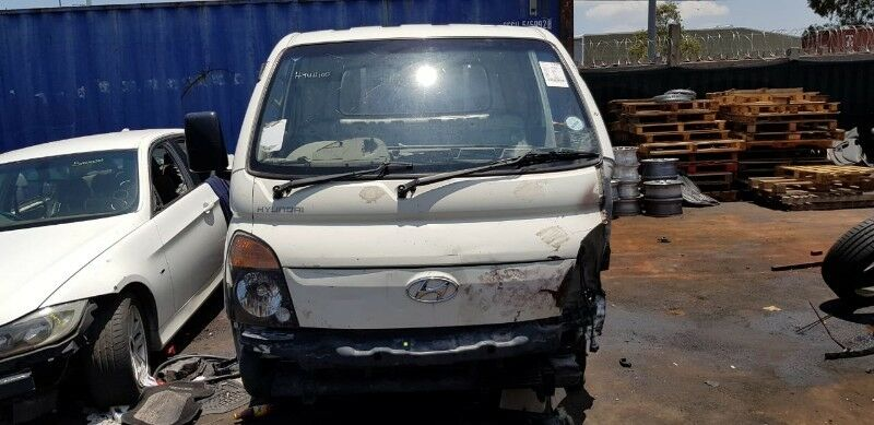 Hyundai H100 Stripping for Spares
