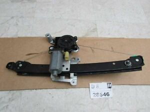 1999 2004 2005 2006 volvo s80 rear back left driver side for 2002 volvo s80 window regulator