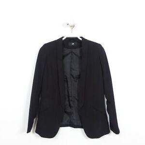H Schwarz Details Damen 36 Blazer amp;m Jacke Jacket GrS Zu rBWoedxC