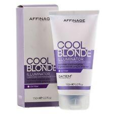 AFFINAGE  ASP COOL BLONDE ILLUMINATOR TONER FOR BLONDE WHITE AND GREY HAIR 150ml