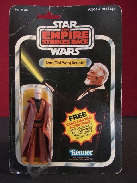 Obi-Wan Kenobi 1977 STAR WARS Complete Lightsaber VINTAGE Original C1