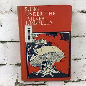Sung-Under-The-Silver-Umbrella-The-MacMillan-Co-ExLibrary-Hardback-Vintage-1962