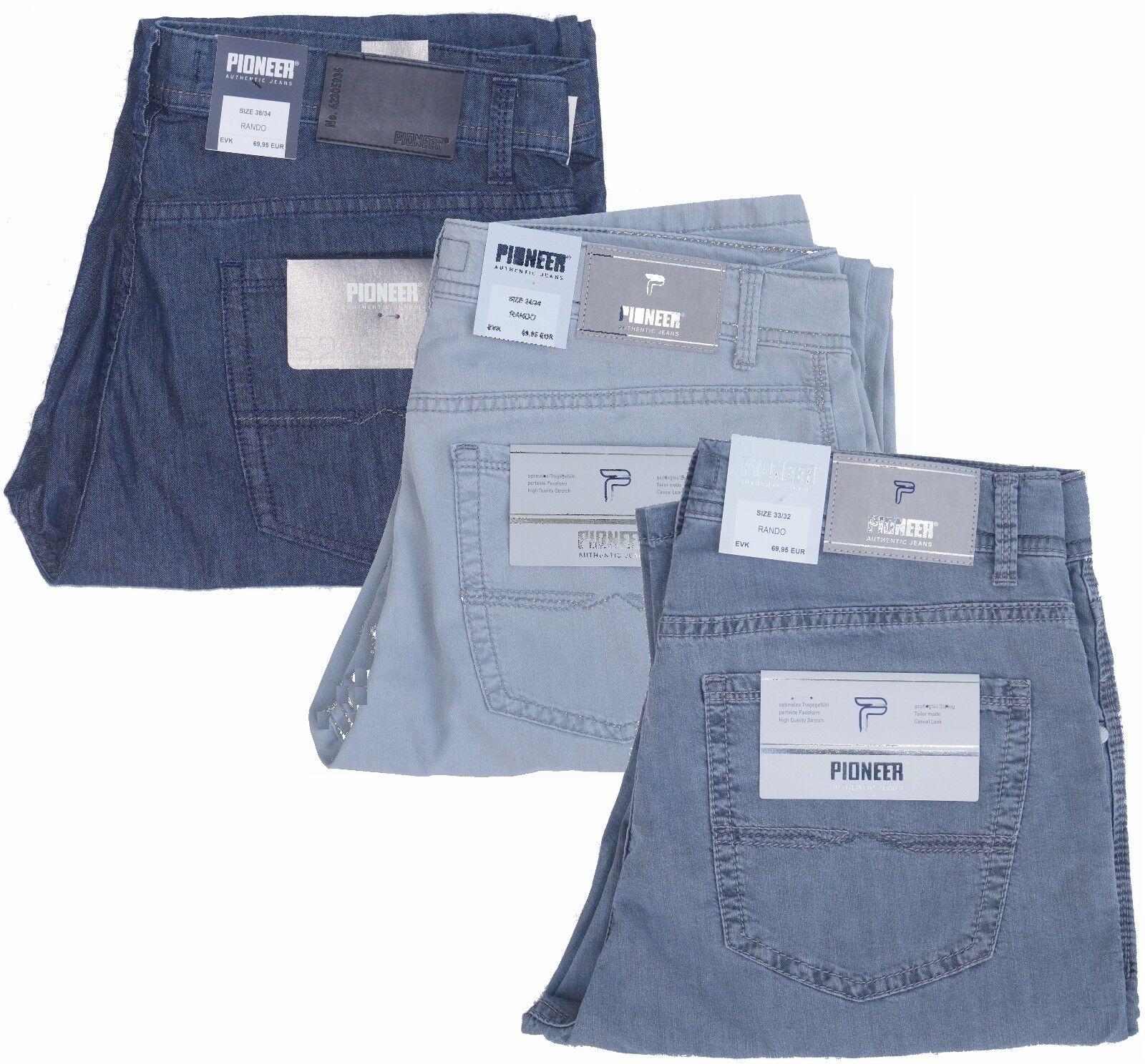 PIONEER ® Rando   Ron Herren Jeans STRETCH ANGEBOT    Verrückter Preis