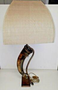 Confiant Lampes De Chevet / Année 50 Ou 60 / Vintage / Haut 58 Larg 28.5 Prof 28.5 Cm