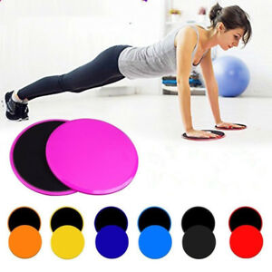 Discs Slider Fitness Discs Slide Exercise Training Pilates Disc Crossfit Glide Slider Disc Core For Yoga Workout Gym Sports & Entertainment Fitness Equipments
