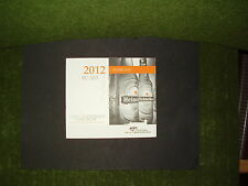 Niederlande 2012,Offizieller Kursmünzensatz (KMS) 2012,NEU,OVP!