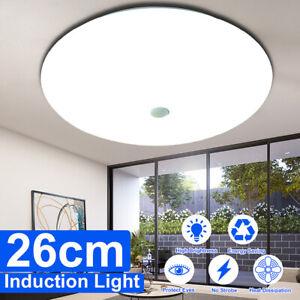 24W-220V-Ceiling-Light-Bright-Motion-Sensor-Crystal-LED-Cabinet-Panel-Down-Lamp