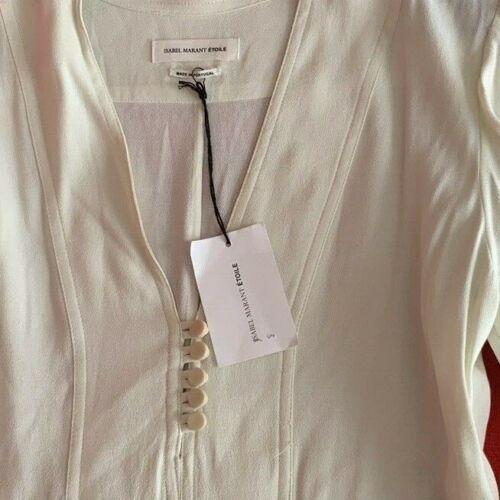 Ivoire Rrp £ D'Été Robe Élégant Marant 450 Etoile Isabel BxqwxRPC