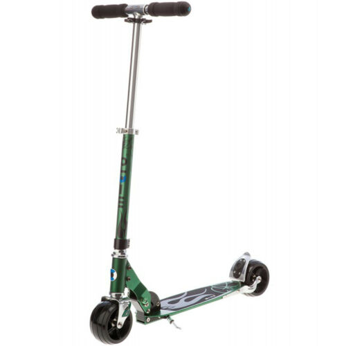 Micro Scooter Rocket Roller Tretroller Cityroller Trittroller extrabreite Rollen