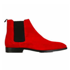 Vogue Mens Suede Ankle Boot Pointy Toe Dress Causal Nightclub Chelsea Shoes A136