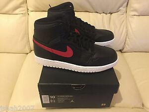 10 Air 7 High Retro White Black Nike Uk Rare Jordan New Sizes Red 2015 1 qwCWTnOxHn
