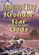 The Riftwar Legacy (3) - Krondor: Tear of the Gods (The Riftwar Saga),Raymond E