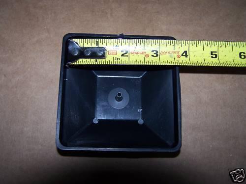 """wolmanized pression traités Fence Post Caps 4X4 3 5//8/"""""""