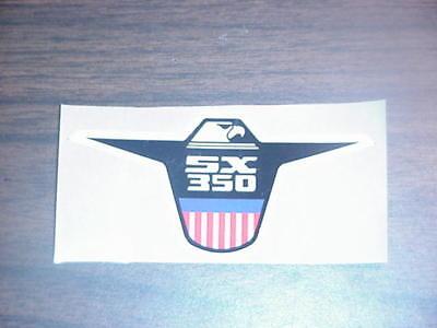 Aermacchi Gas Tank SX 125 SX125 Eagle Decal  61158-74