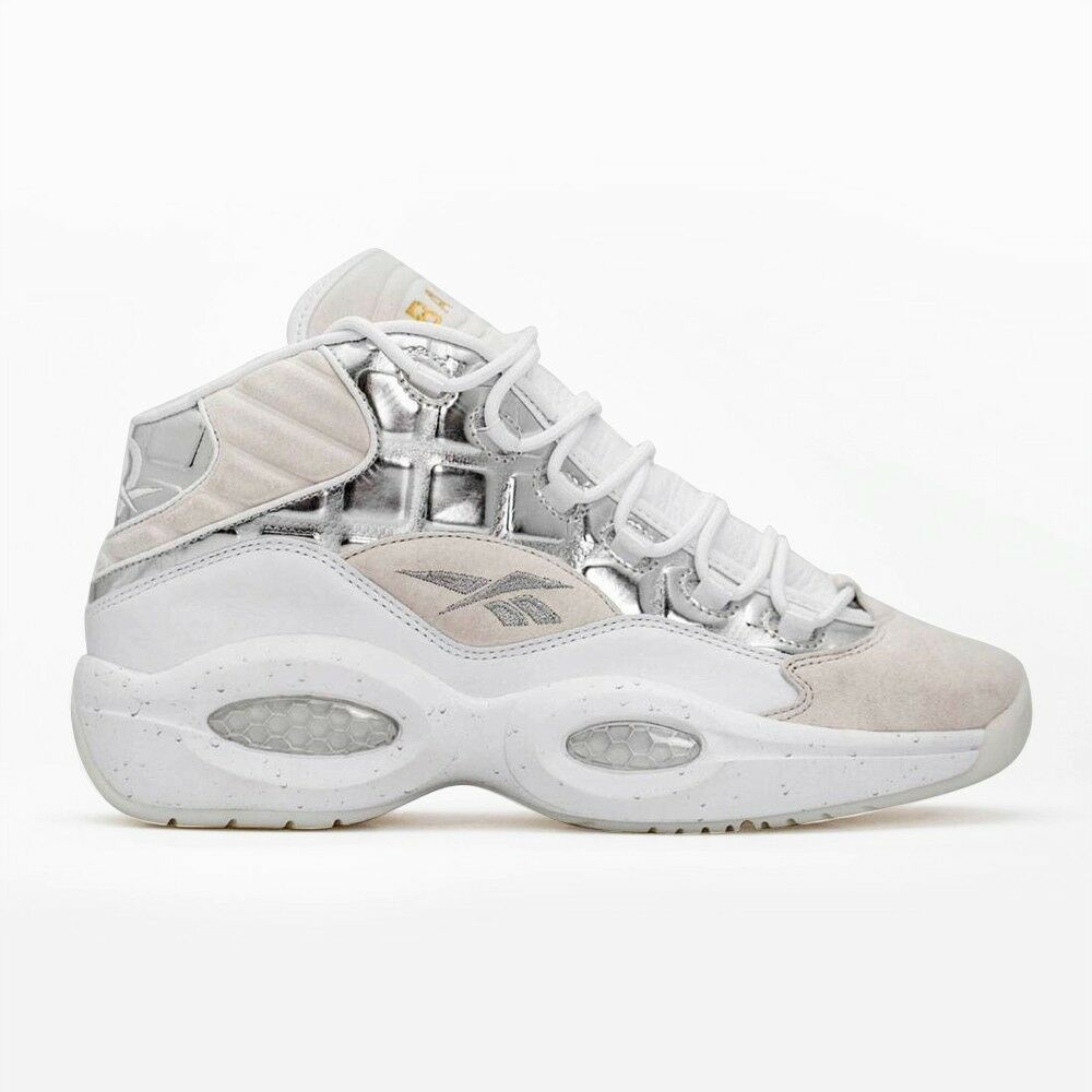 size 9.5 BAIT Reebok Question Mid Ice Cold