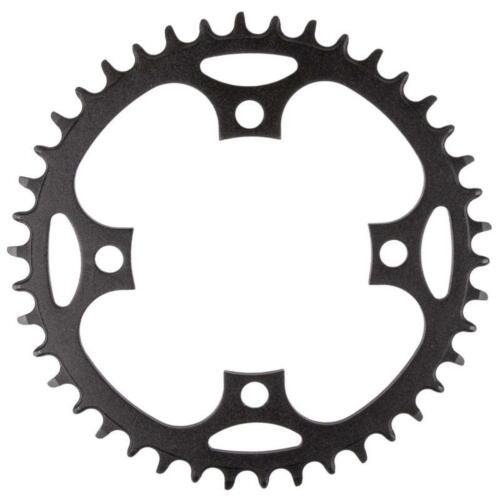 Fahrrad Kettenblatt E-Bike 1//2 x 3//32-11//128 42T 104 mm alu schwarz