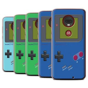Gel-TPU-Case-for-Motorola-Moto-G7-G7-Plus-Video-Gamer-Gameboy