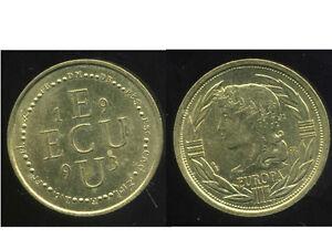1 écu Europa 1993 ( Bis )