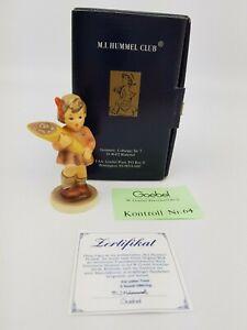 Vintage-Hummel-Goebel-Figure-Club-Piece-1993-94-A-Sweet-Offering-3-1-2-034