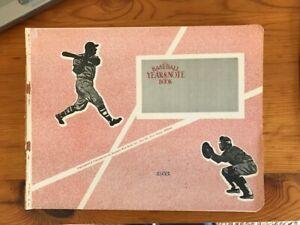 Original 1953 Heilbroner's Baseball Blue Book, EX Condition, Free US Shipping