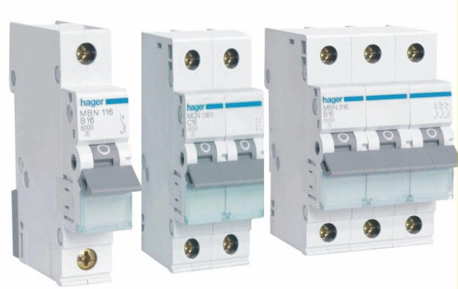 LS-Schalter FI-Schalter Sicherungsautomat Schutzschalter Leitungsschutzschalter | Garantiere Qualität und Quantität