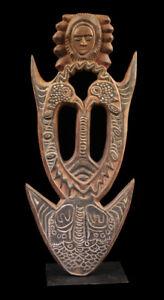 Crochet de suspension, papuan hook, oceanic art, papua new ...