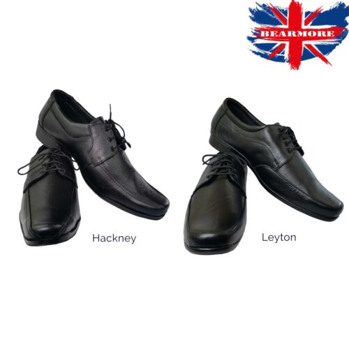 NEW MENS GENTS SMART OFFICE WEDDING SHOES DRESS WORK CASUAL FORMAL