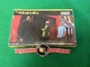 The-Alkaholiks-Make-Room-Rap-Cassette-SEALED-New-Piranha-Records