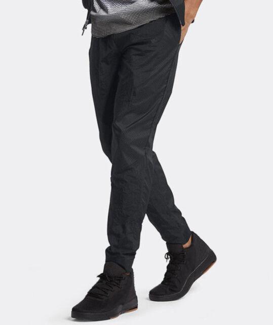 fd169f9c053 Nike Air Jordan Wings Mens Size Medium Muscle Woven Jogger Pants ...