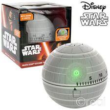 Star Wars Todesstern Küchen Timer Ei Homeware Utensilien Offiziell Lizenzierte