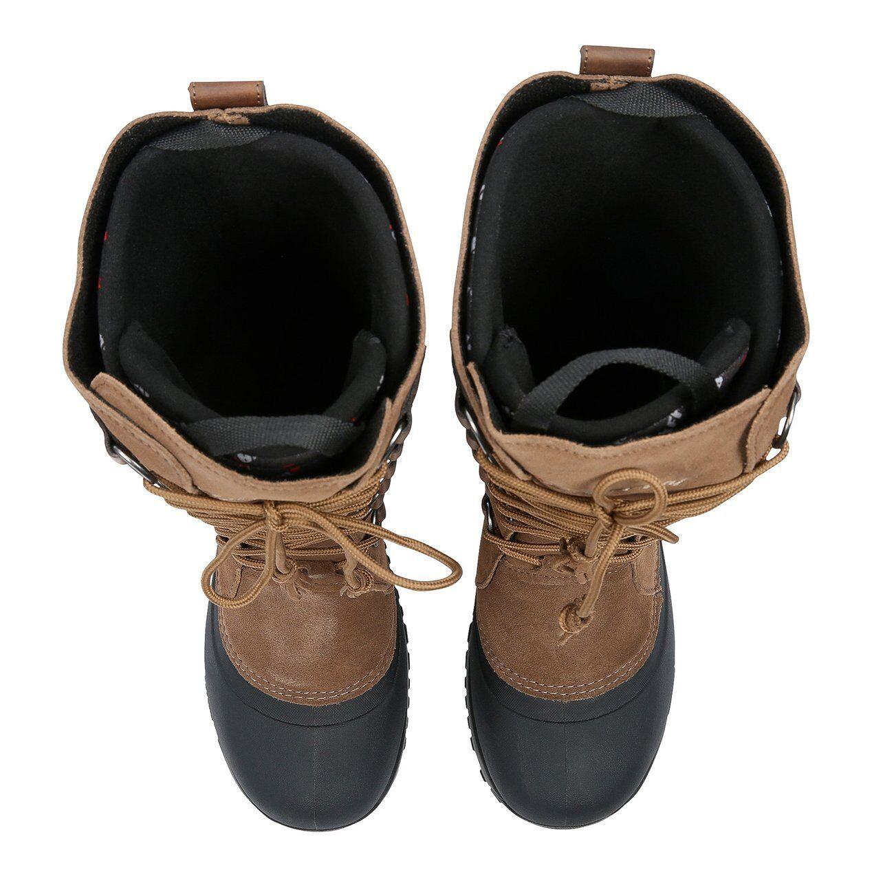 Baffin Coco Insulated Waterproof Winter Snow Stiefel Taupe Damenschuhe Damenschuhe Taupe Größe 8 e19e03