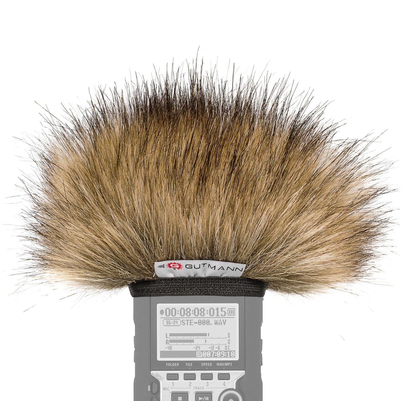Gutmann Microphone Windscreen Windshield for Olympus LS-P2 Premium Edition WOLF