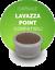 CAFFE-BORBONE-MISCELA-NERA-Box-100-CAPSULE-COMPATIBILI-ESPRESSO-POINT-da-7g miniatura 2