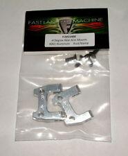 SLASH RUSTLER 2WD FAST LANE ALUMINUM REAR ARM MOUNTS -4 DEG FOR TRANS FLM21400