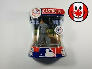 MLB-New-York-Yankees-Starlin-Castro-14-Collectible-Figure-New-In-Box