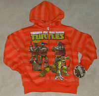 Boys Striped Superman, Ninja Turtles Or Batman Hoodie