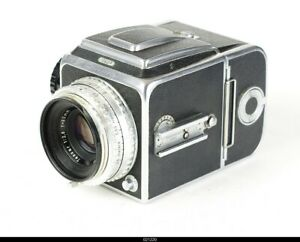 * Camera Hasselblad 1000  With Lens Zeiss  Chrom Tessar  80mm f/2,8
