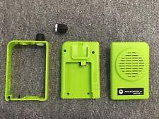 New Motorola Minitor V 5 Pager Housing Case Refurbishing Kit Apx Green Nsv Model