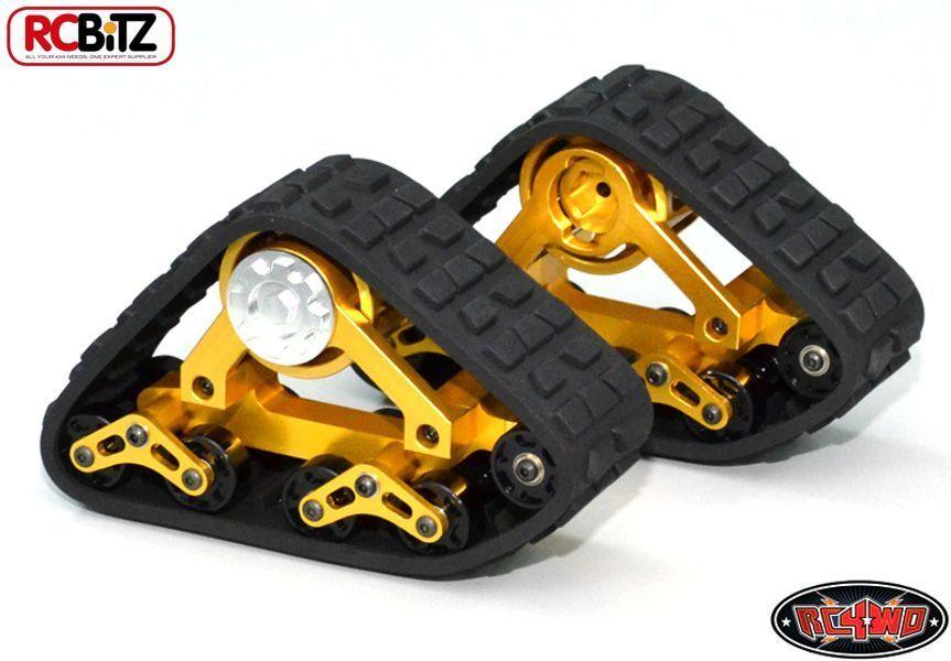 RC4WD Projoator pistas par toda de metal de pista todo terreno necesita Fit Inc Kit Z-W0057