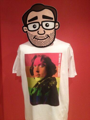 Oscar Wilde-Rien à déclarer T-Shirt