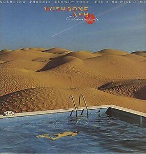 Wishbone Ash Classique Ash 1977 GB Vinyle LP Excellent État Record
