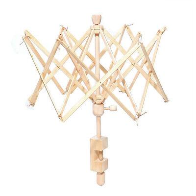 JD Umbrella New Wooden(Birch) Swift Yarn Winder HOLDER