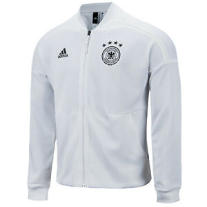 the best attitude hot sale quality Details about Adidas DFB Germany ZNE Jacket KN (CF2452) Soccer Football  Running Track Top