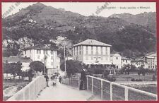 BERGAMO SAN PELLEGRINO TERME 83 PONTE - ALBERGHI HOTEL Cartolina