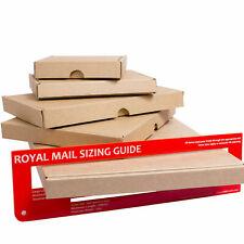 Royal Mail Large Letter Cardboard Box Shipping Mail Postal Pip C4c5c6dlmini