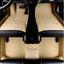 Custom-Car-Floor-Mats-For-Honda-Civic-4-doors-2005-2020-Waterproof-Mat-LOGO miniature 7