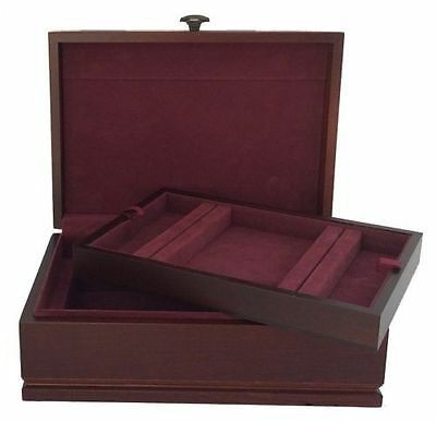 Women's or Men's Jewelry Chest made by McGraw USA